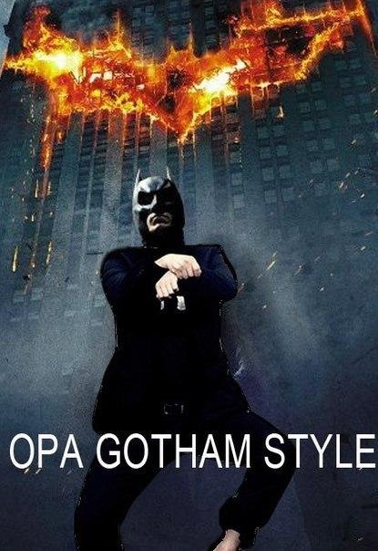 Opa Gotham Style