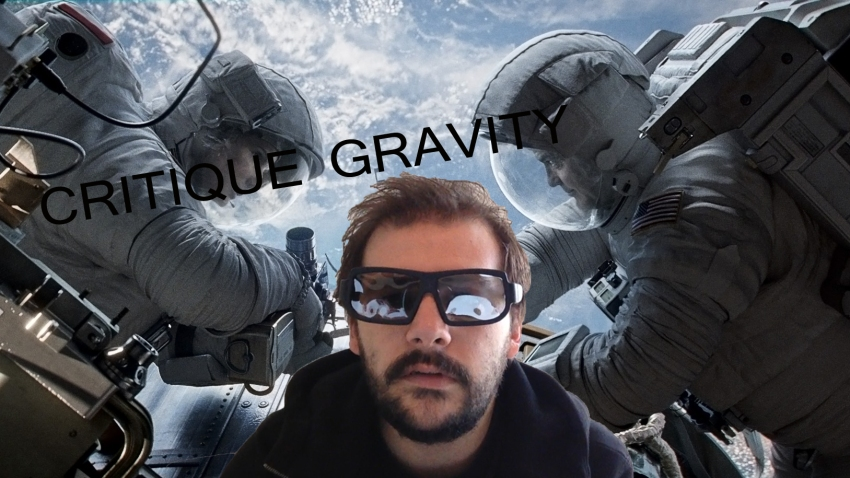 critique Gravity imax 3D